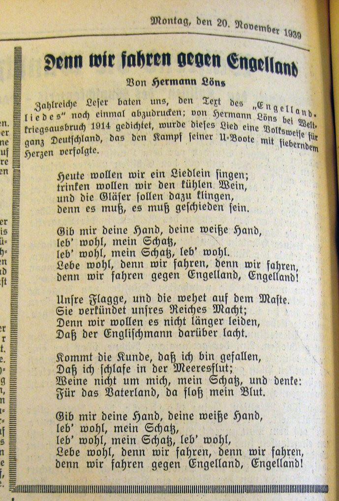 1939, IV. Quartal